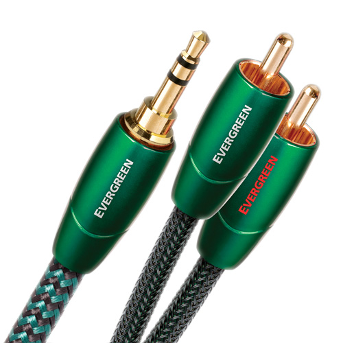 Evergreen (3.5mm - RCA)